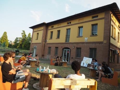 Prime note di Imola in musica con il concerto all'alba a parco Tozzoni e la jam-session a Ca' Vaina