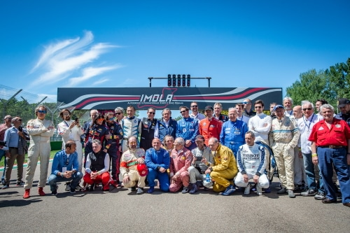 Al Minardi Day campioni del calibro di Patrese, Nannini, Trulli e Pirro