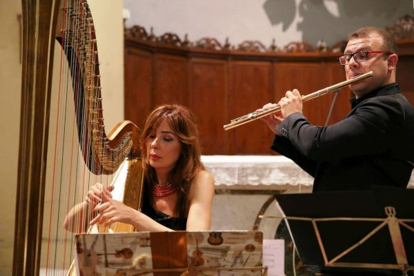 """""""Dal Celtico al Musical"""", concerto al Giardino degli Angeli"""