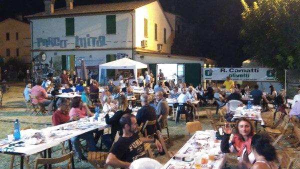 Faenza, 8ª sagra della Romagna e dell'Abruzzo