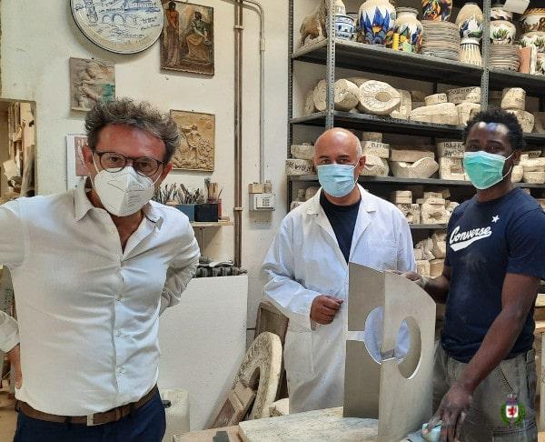 Faenza, un crowdfunding per aiutare un giovane ceramista