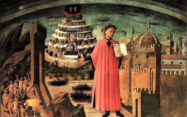 Anno di Dante: estemporanea di pittura e una cena medievale al Rione Verde