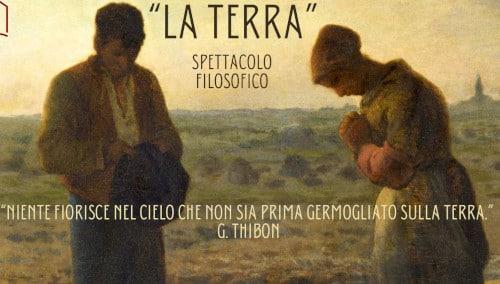 """""""La Terra"""": parlare di filosofia a Castel Raniero"""