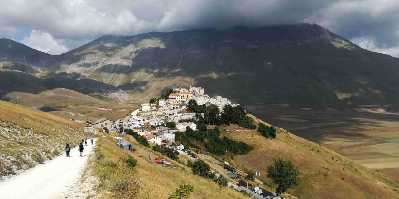 Viaggio sentimentale nelle aree terremotate del Centro Italia/2. I Sibillini