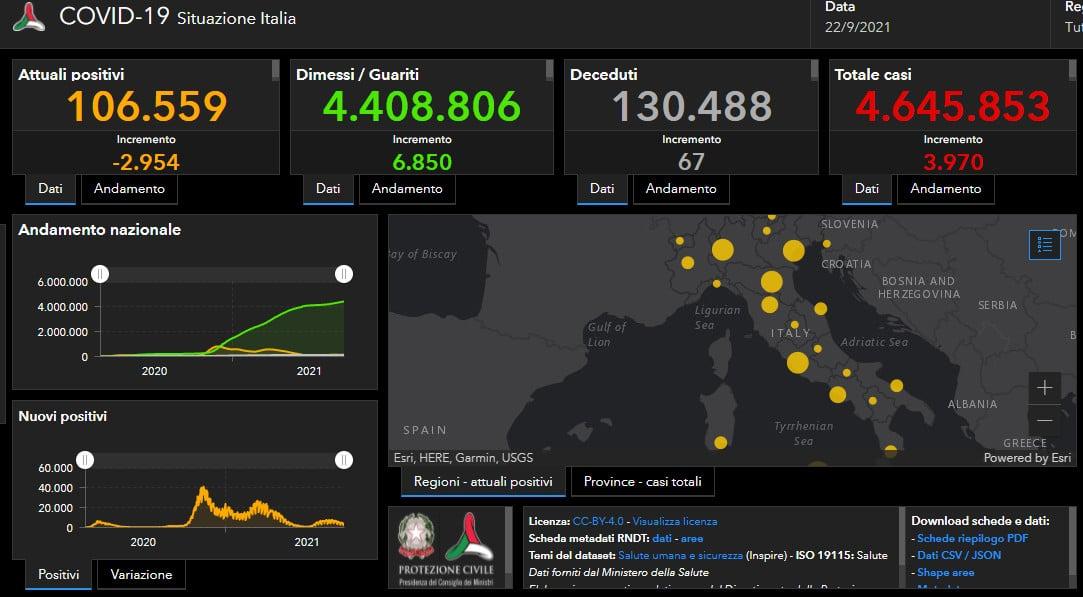 Coronavirus: 4 decessi in Emilia Romagna, 257 casi (5 nell'Ausl di Imola)