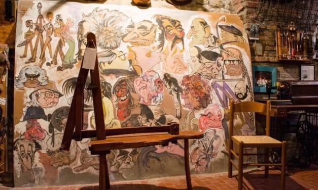 """""""La Notte del Muro Dipinto"""" fra luci, performance sportive e musica"""