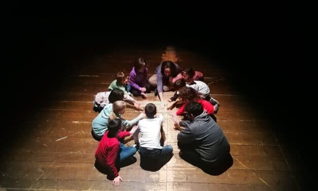 Laboratori di teatro per i giovanissimi e adulti