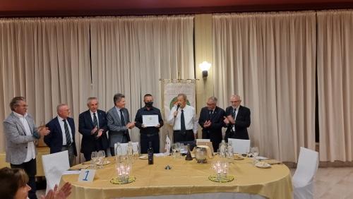 """Diploma di Buona Cucina al ristorante """"Molino Rosso"""""""