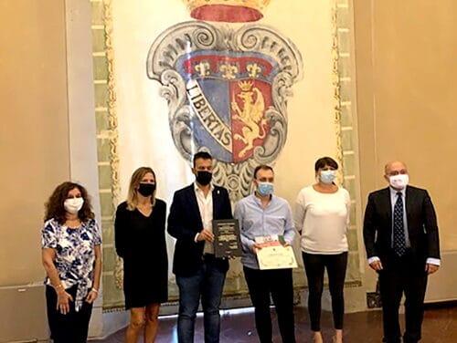 Panieri premia lo studente laureato sulla sostenibilità ambientale dell'autodromo
