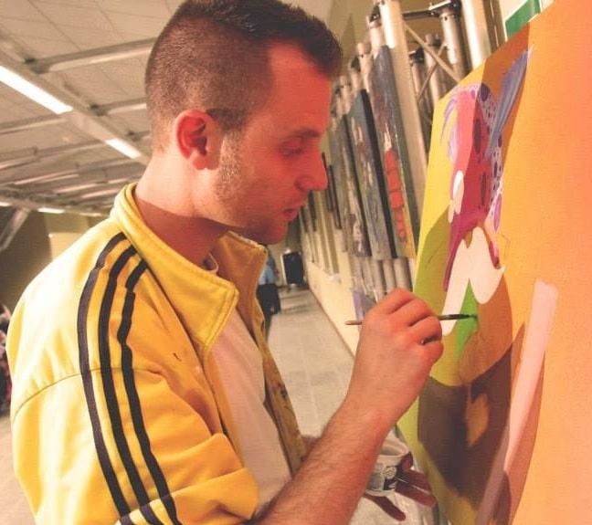 Muro Dipinto: sono sette gli artisti che, all'aperto, esprimeranno la loro creatività