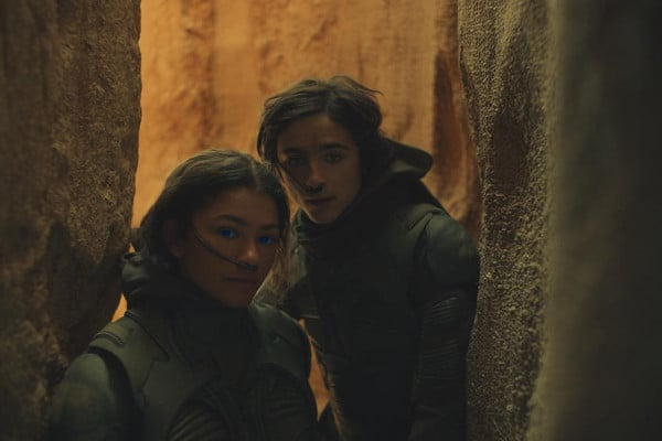 "BIENNALE CINEMA VENEZIA: ""Dune"": la fantascienza del futuro"