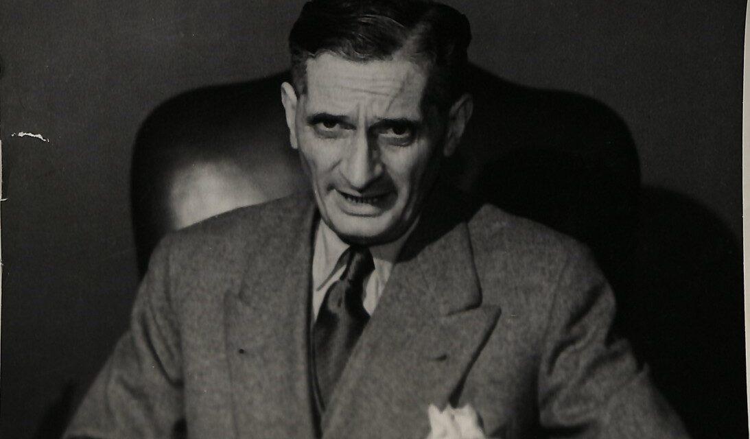 """IL RICORDO: """"Fausto Gullo, il Guardasigilli della Costituente"""""""