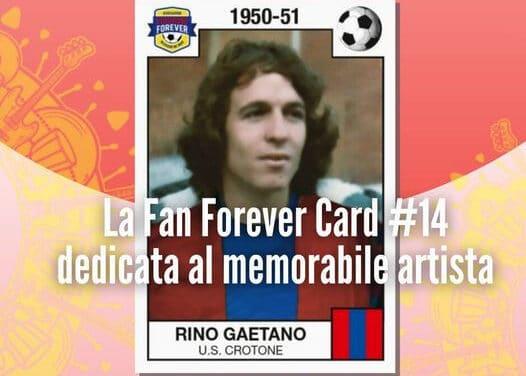Mei 2021: un'edizione dedicata a Rino Gaetano
