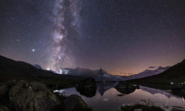 Io, le stelle e 1.000 metri di dislivello