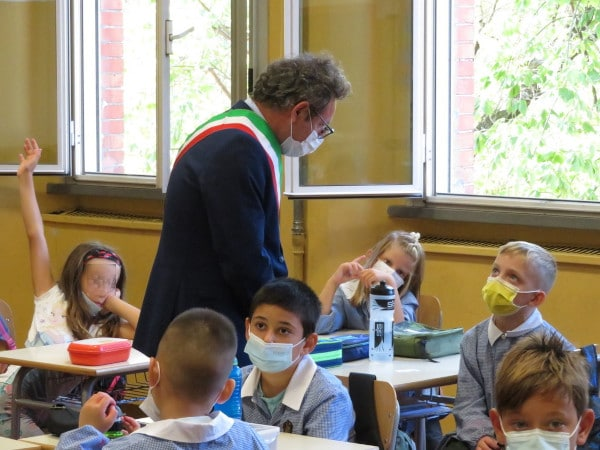 Nuovo anno scolastico: le visite delle istituzioni nelle scuole del faentino