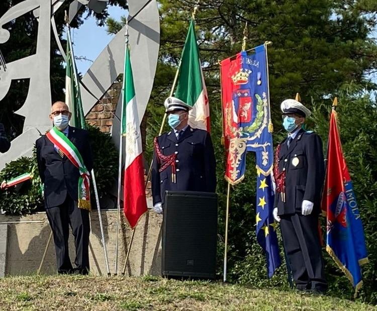 Ca' Genasia, il ricordo dei partigiani caduti con le istituzioni e l'Anpi
