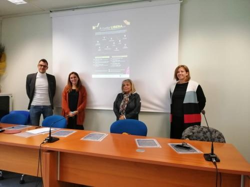 """""""A Ruota Libera 2.0"""", il festival itinerante della legalità fra i Comuni del Circondario"""