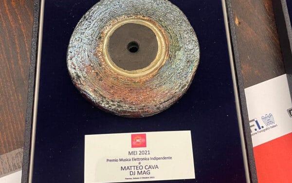 Matteo Cava premiato al Mei di Faenza