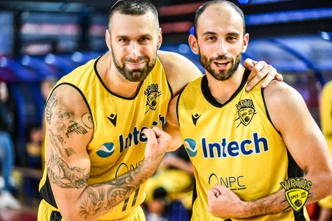 Basket serie C, la Virtus all'esordio dà un trentello alla S.G. Fortitudo