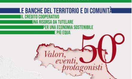 Sabato 23 ottobre: 50 anni della Federazione Bcc in Emilia Romagna