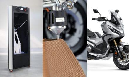 Wasp ed Honda R&D Europe rivoluzionano i processi di design nel motociclistico